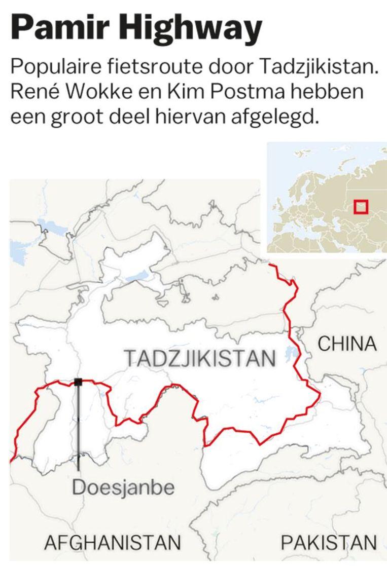 Bron: Maps4News Beeld Jamie Groenestein