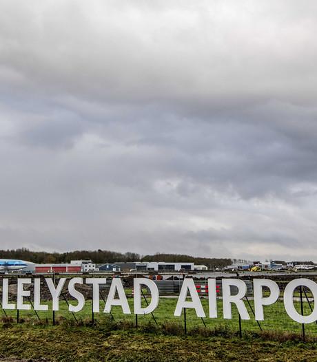 D66 Lelystad: geen uitstel opening vliegveld