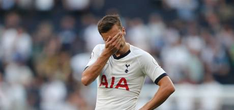 Première défaite pour Tottenham, Vertonghen encore sur le banc