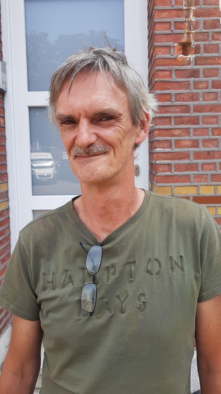 Buurtbewoner Wilfried werd opgeschrikt door een luide knal.