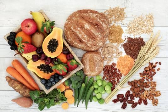Hoeveel gram vezels moet ik elke dag eten - en wat eet ik dan?