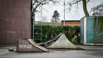 """Voorstel over verhuis project tijdelijk skatepark naar Kastel zorgt voor verdeelde reacties: """"We gaan geen enkele skater in de steek laten"""""""