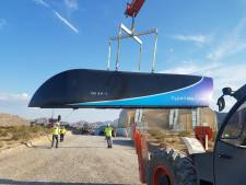 Miljardair Branson wil Hyperloop-trein in India