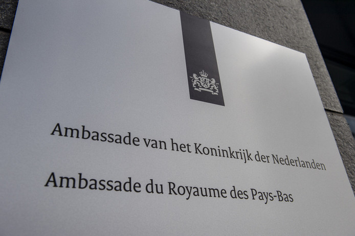 De ambassades in Afrika waren tot nu toe filialen van de vestiging in Mali.