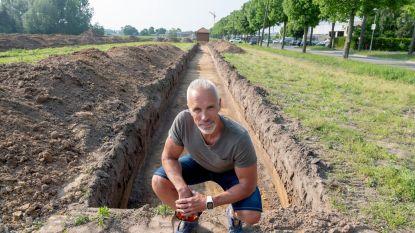 Archeologisch onderzoek hindert bouw sportpark