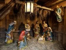 Kindeke Jezus gestolen uit Haalderse kerststal