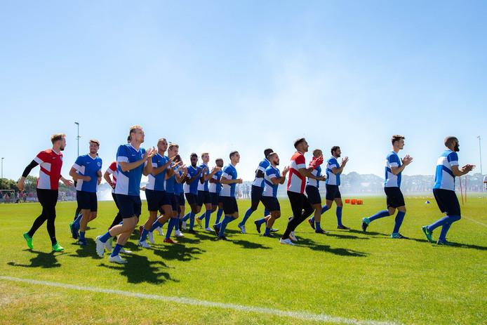 De Graafschap traint vanaf komend seizoen met alle teams weer op De Bezelhorst.