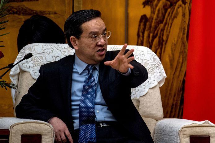 Le secrétaire du Comité provincial du Hubei, Jiang Chaoliang