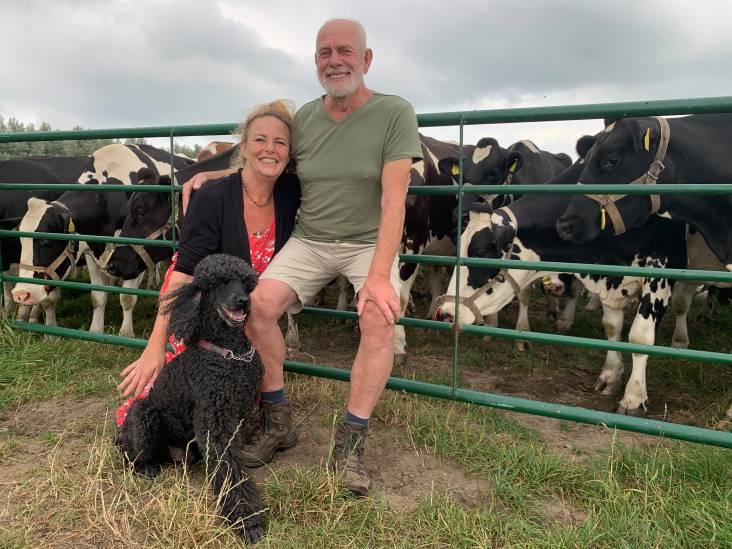 De liefde tussen Petra (55) en Chris (75) ontstond tijdens het uitlaten van de honden