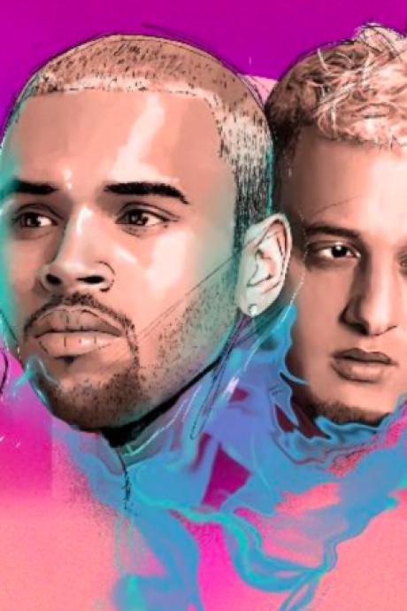 Art-director Dzanar (32) uit Hardenberg ontwerpt voor internationale artiesten als Sam Feldt en Chris Brown
