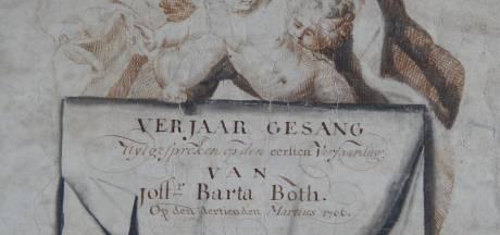 Museum Flehite verwerft uniek 'verjaar gesang' uit vroege 18e eeuw