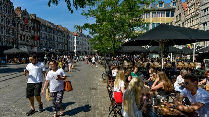 Als we in de toekomst niet oververhit willen geraken in steden, zullen we compacter moeten wonen