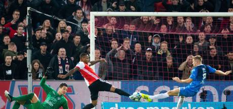 De beste Feyenoorder speelde zondag bij Heracles