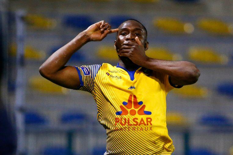 Youssoufou Niakate scoorde twee keer.