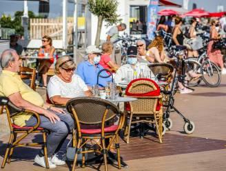 Problemen met Nederlandse horecatoeristen in Knokke blijven uit op laatste openingsdag
