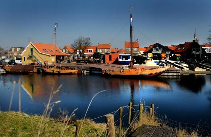 Scheepswerf C.A. Meerman in Arnemuiden. foto Lex de Meester