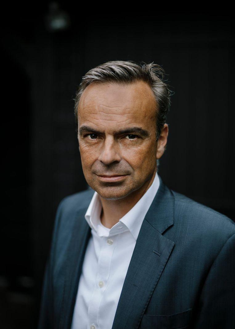 Maarten Feilzer van Zadelhoff vastgoed. Beeld Marc Driessen