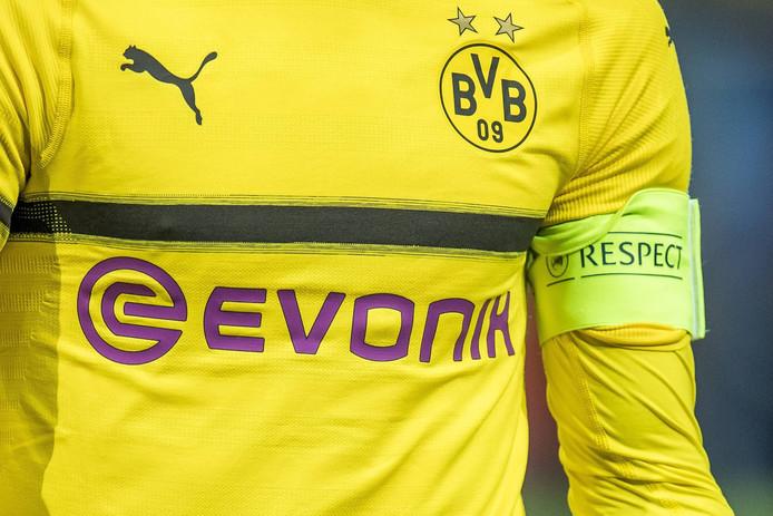 Chemiebedrijf Evonik is al veertien jaar sponsor van Borussia Dortmund.