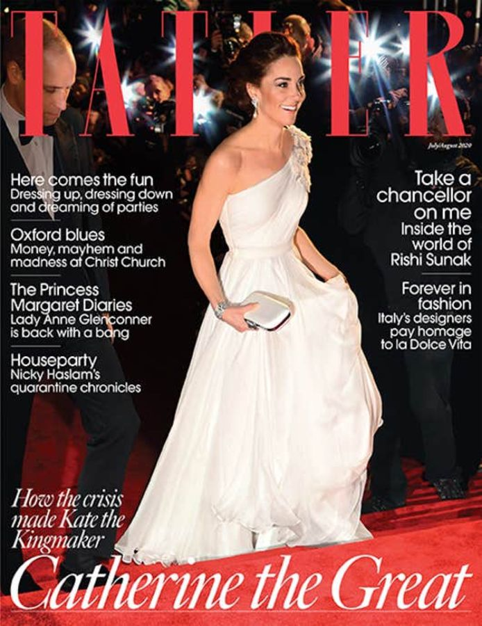 La Une qui agace Kate Middleton.