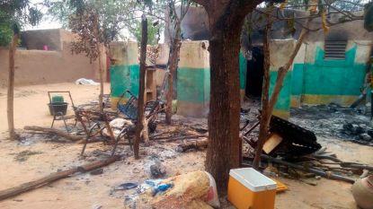 Bijna 100 doden bij aanval op dorp in Mali