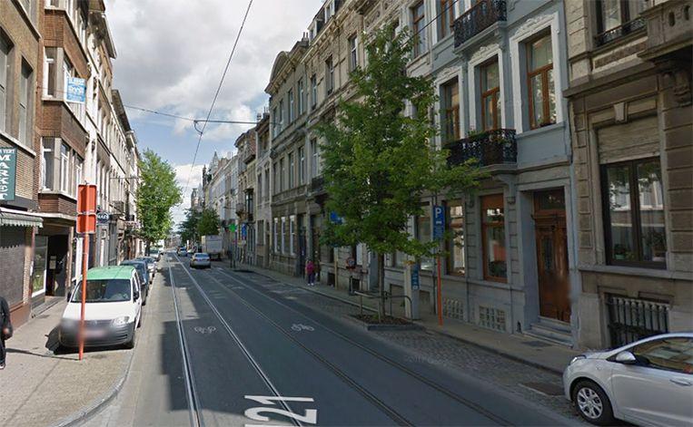 Het ongeval gebeurde op de Haachtsesteenweg in Schaarbeek. De bestuurder reed 90 km per uur waar hij maar 50 mocht.