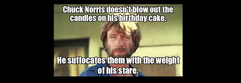 Pleasing Gelukkige Verjaardag Chuck Norris Humo Funny Birthday Cards Online Alyptdamsfinfo