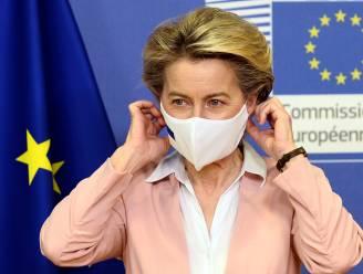 """LIVE. Europese Commissie: """"Voor de zomer moet 70 procent van de Europese bevolking gevaccineerd zijn"""""""