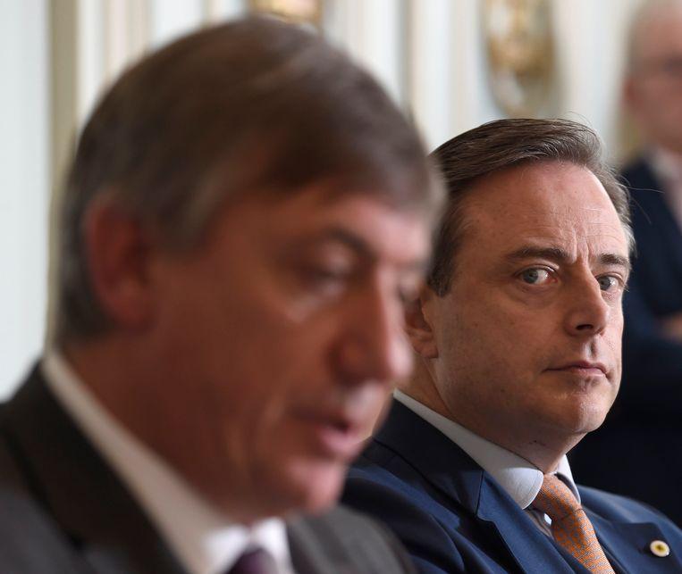 Bart De Wever (N-VA) & Jan Jambon (N-VA)