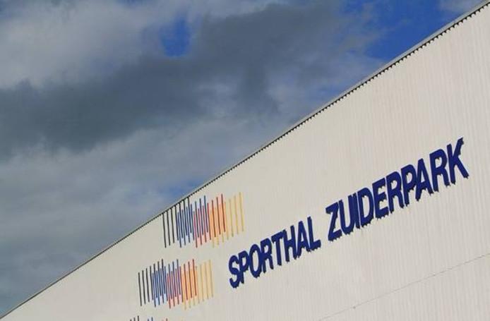 De Columbia Veeneman DriedaagseSporthal vindt plaats in Sporthal Zuiderpark.