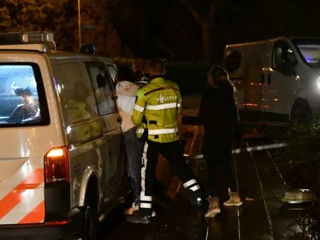 Drankrijder (34) opgepakt na crash in Putten: politie vindt whiskyfles naast busje
