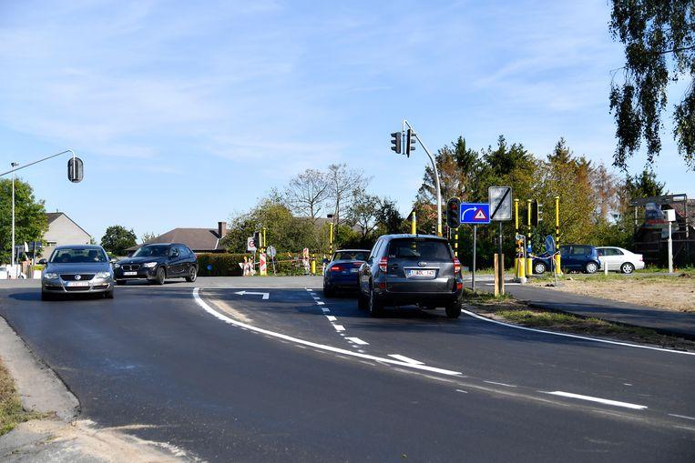 Archiefbeeld Kruispunt Denstraat - N41.