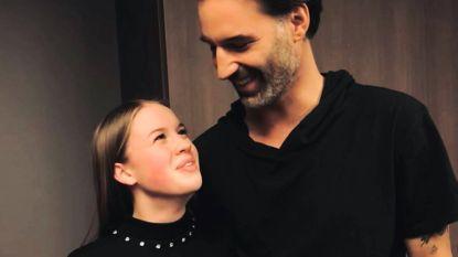 """Tiany uit 'The Voice Kids' in de wolken met haar coach: """"Sean Dhondt is heel knap, maar véél te oud"""""""