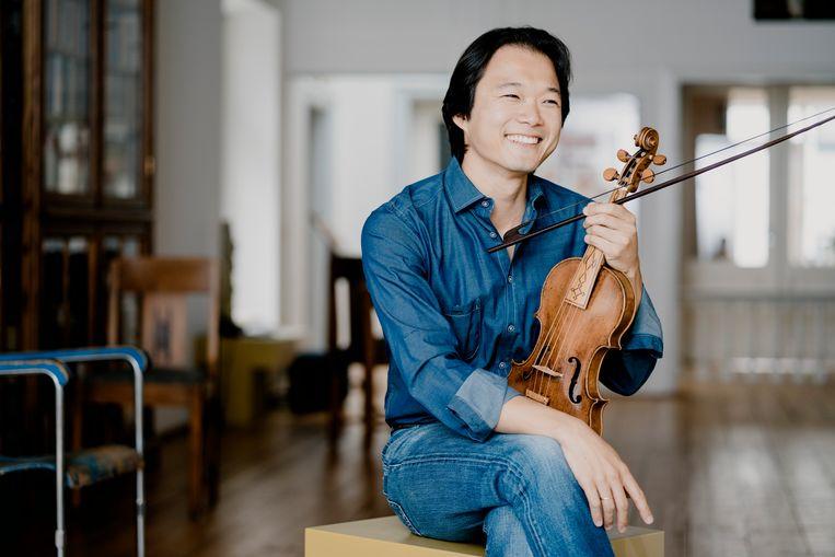 Shunske Sato.  Beeld Marco Borggreve