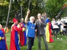Gouden Duim voor Boxtelaar Paul van Alphen:'Je bent goud waard'