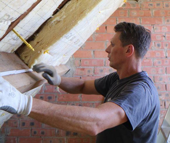 Met het perfect all-in-one isolatiesysteem isoleer je je dak zowel thermisch als akoestisch.