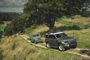 Na 71 jaar is er een nieuwe Land Rover Defender