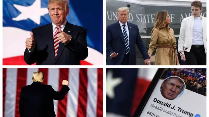 QUIZ. Het presidentschap van Donald Trump in 10 vragen