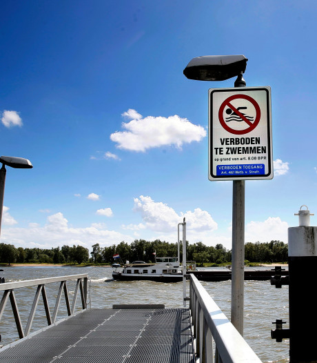 Schippers bezorgd over plaats aan Gorcumse autosteiger wanneer cruiseschepen komen