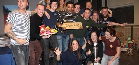 De Dor(t)denkers prolongeren de titel van winnaar Haren Kwist Ut