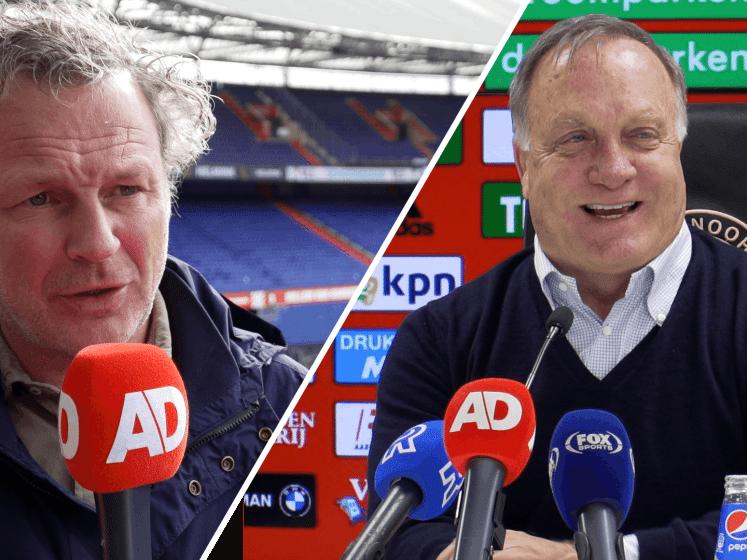 Slordig Feyenoord wint: 'Punten tellen nu'