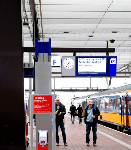 'Be-la-che-lijk dat reizigers toeslag van 0 euro moeten kopen op Intercity direct'
