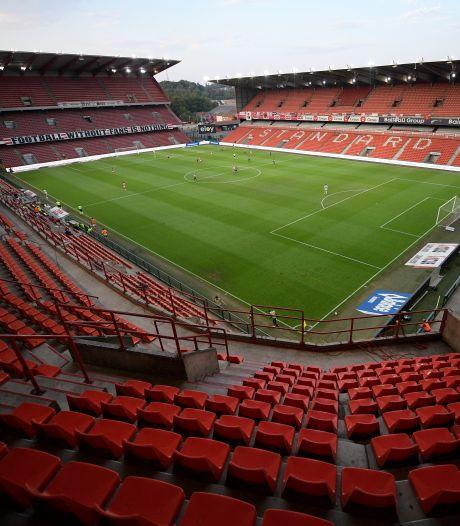 Le Standard pourra accueillir 10.000 supporters