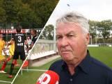 Hiddink met Jong China in Utrecht