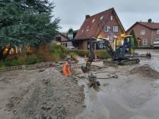 Waterleiding Hoogland voor de derde keer gesprongen