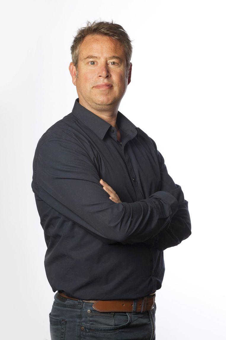 Mark van Vugt. Beeld Maartje Geels