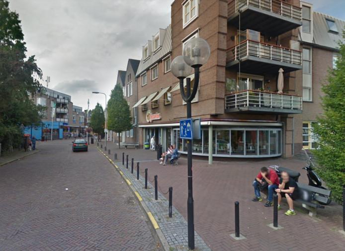 De Koninginneweg in Boskoop.