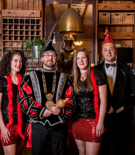 Prins Fons regeert over Diedeldam