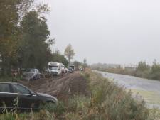 Traumahelikopter opgeroepen na ongeluk op crossterrein Geldermalsen