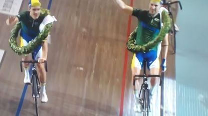 De Ketele en De Pauw steken in afsluitende ploegkoers eindzege op zak in Zesdaagse van Kopenhagen