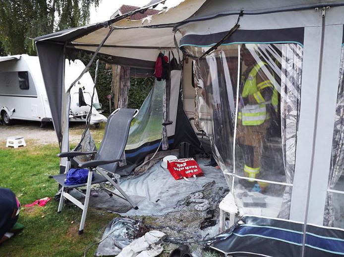 Een gezin uit het Gelderse Ulft raakte afgelopen zomer zwaar gewond als gevolg van een ongeval met spiritus tijdens hun vakantie in Oostenrijk.